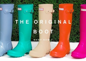 Hunter Boots Orig